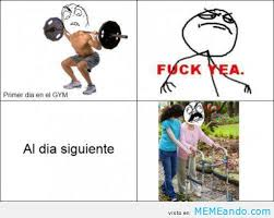 Memes De Gym En Espa Ol - gimnasio memes para facebook en español memeando com