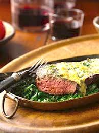 copycat recipe morton s steakhouse steak florentine recipelink