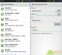 best unit converter for android 2016 go android apps