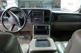 2003 Chevy Silverado Interior 2003 Chevy Silverado Z71 Interior Maxi Truck