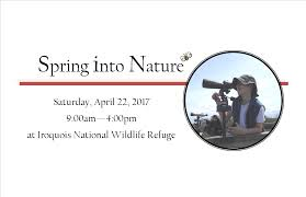 spring into nature 2017