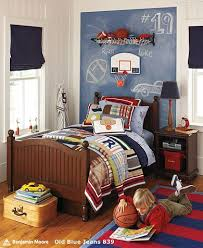 inspiration for landon u0027s pottery barn kids varsity room the