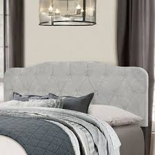 Cushioned Headboards For Beds Upholstered Headboards Beds U0026 Headboards For The Home Jcpenney