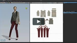 3d Fashion Design Software 3d Clothing Capturing Avatar Window On Vimeo