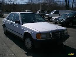 1987 white mercedes benz 190 class 190e 2 6 12956433 gtcarlot