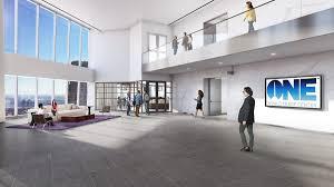 Wtc Floor Plan by One World Trade Center Will Get A U0027sky Lobby U0027 Designed By Gensler