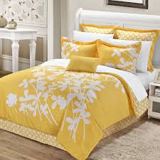20 yellow duvet sets for a happy and gaiety bedroom home design