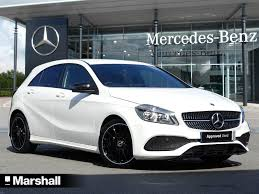 used mercedes benz a class amg line manual cars for sale motors