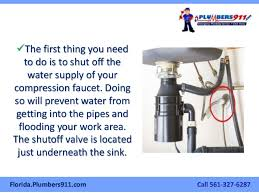 How To Fix A Leaking Kitchen Faucet by The West Palm Beach Plumber U0027s Manual On How To Fix A Leaky Kitchen Fa U2026