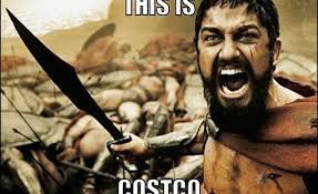 Costco Meme - me vs costco a tiny slice of life