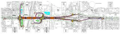 Mndot Traffic Map A Relatively Good Bicycle Plan For Snelling From Mndot U0026 St Paul