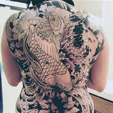 photo collection koi sleeve tattoo designs
