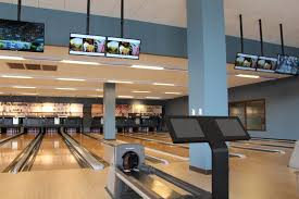 bowling alley floor plans inside pinstripes bowling alley bocce restaurant and