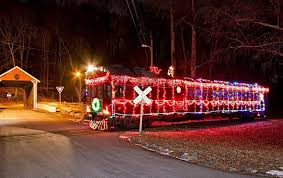 christmas lights train ride the christmas lights road trip through delaware that s nothing short