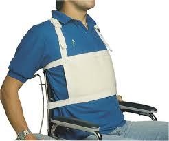 fauteuil de malade aides au maintien de la personne au fauteuil ou dans le lit