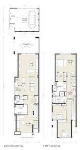 narrow lot floor plan narrow house designs narrow lot house plan narrow block house