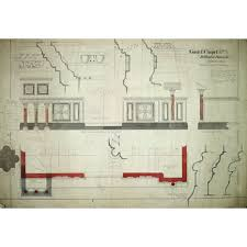 Chapel Floor Plans And Elevations Contract Drawing For Alterations To The Chapel Wellington