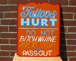 tattoo shop sign funny bizarre amazing pictures u0026 videos