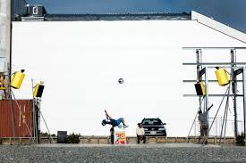 Dance Wall Murals Urban Regeneration One Dance Floor At A Time