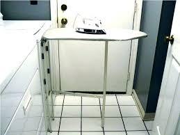 wall mount ironing board cabinet white wall mounted ironing board cabinets laundry wall mounted ironing