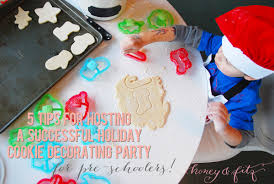 Cookie Decorating Tips 5 Tips For Hosting A Successful Cookie Decorating Party For The
