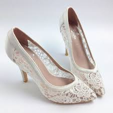 wedding shoes high best 25 lace wedding shoes ideas on vintage wedding