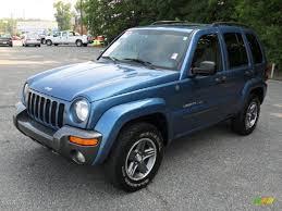 jeep 2004 2004 atlantic blue pearl jeep liberty sport 4x4 columbia edition