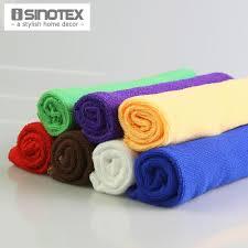 Home Decor For Cheap Wholesale 30cmx70cm Microfiber Towel Hair Face Towel Fast Drying Washcloth