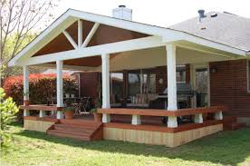 classic patio ideas wooden patio enclosure complete with patio