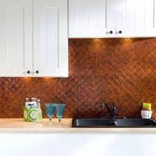 kitchen copper backsplash aa interior beautiful copper backsplash lowes copper kitchen