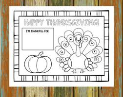 printable thanksgiving placemats for adults happy thanksgiving