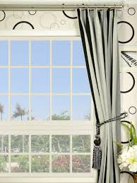 Vertical Striped Curtains Petrel Vertical Stripe Versatile Pleat Chenille Curtains