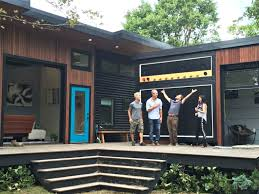 amplified tiny house lets musician homeowner rock out in the great