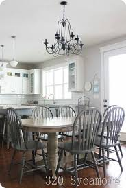 best 25 oak dining room set ideas on pinterest refinished table
