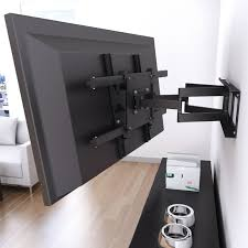 full motion tv wall mount 60 inch sonax pm 2230 tv motion wall mount for 32 90 in tvs hayneedle