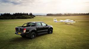 Ford Ranger Truck Colors - ford ranger goes back to black extras included