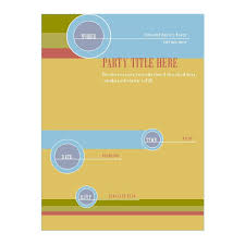free flyer templates for publisher free tri fold brochure template