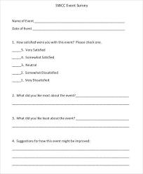 survey form template hitecauto us