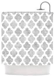 Moroccan Print Curtains Moroccan Print Shower Curtains Houzz