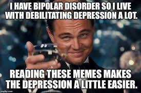 Bi Polar Meme - cheers to all of you imgflip users imgflip