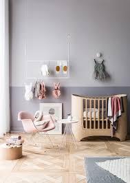 idee deco chambre bebe fille idée déco peinture intérieur maison u2013les murs bicolores respirent