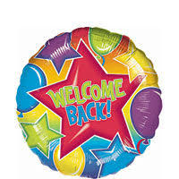 welcome home balloons delivery welcome home balloons party city