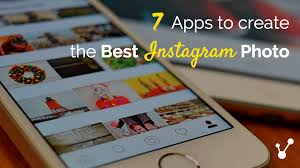 7 apps to create the best instagram photos