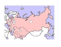 former soviet union map former soviet union practice test proprofs quiz
