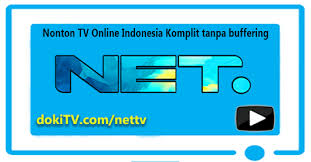 Net Tv Nonton Net Tv Live Indonesia