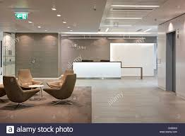 bank reception lift chairs waiting room stock photo royalty free