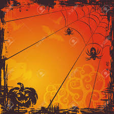 halloween background images abstract autumn cartoon halloween background royalty free