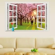 aliexpress com buy creative home decor 3d wall stickers fake
