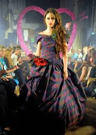 Wedding Dresses Norwich Norwich Fashionistas Join The Tartan Army Norwich Columnists And