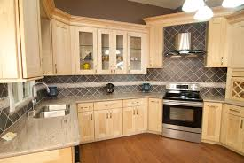 natural wood kitchen cabinets strikingly ideas 6 43 new and